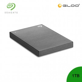 Seagate Backup Plus Portable Drive Space Grey 1TB - STHN1000405