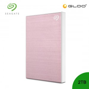 Seagate Backup Plus Portable Drive Rose Gold 2TB - STHN2000405  [FOC RM30 BHP Voucher 1/1/2020 - 31/1/2020*While Stock Last]