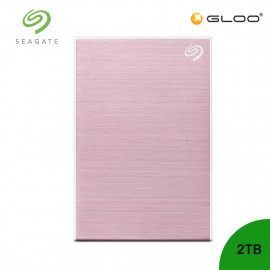 Seagate Backup Plus Portable Drive Rose Gold 2TB - STHN2000405