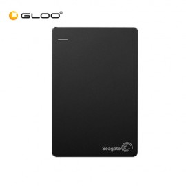 Seagate Backup Plus Portable Drive 2TB - Black STDR2000300 FREE Hard Pouch Casing [Purchase on 3rd-16th Sept 2019  and Get complimentary RM10 Aeon voucher + RM 30 Starbucks Card *while stocks last]