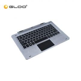 JOI 11 Hard Metal C189 Keyboard - Silver