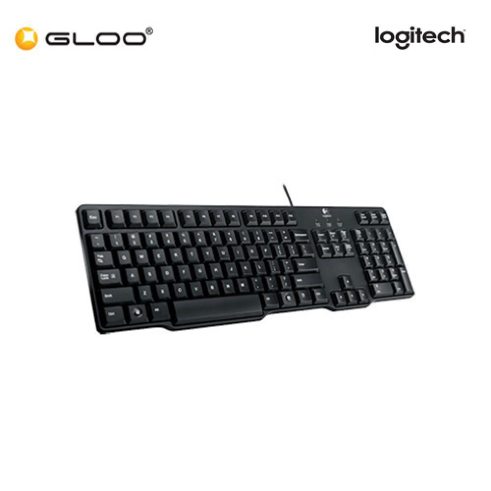 Logitech K100 PS2 920-002145 Keyboard - Black