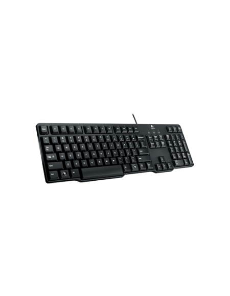 Logitech K100 PS2 920-002145 Keyboard - Black