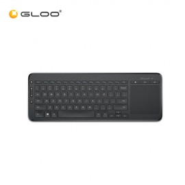 Microsoft All-in-One Media Keyboard USB Port Eng Intl ROW Hdwr MIC-N9Z-00028