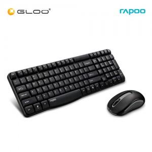 RAPOO X1800S Wireless Combo Set Keyboard