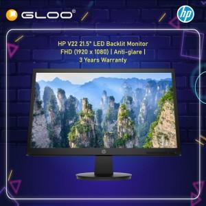 """HP V22 21.5"""" LED Backlit Monitor"""