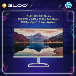 HP M22f 21.5'' FHD Monitor