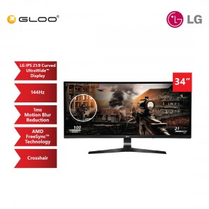 LG 34 Ultra-wide IPS LED Monitor 34UC79G