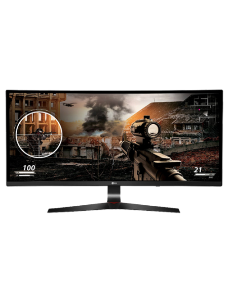 "LG 34UC79G 34"" Ultra-wide IPS LED Monitor - Black"