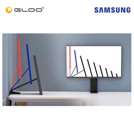 "Samsung Space Monitor 27"" UHD Monitor"