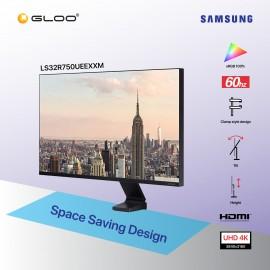 "Samsung Space Monitor 32"" UHD Monitor"
