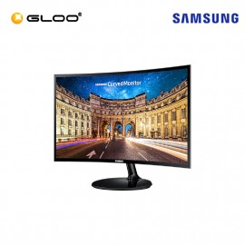 "Samsung 24"" LCD ( Curve Monitor ) LC24F390FHEXXM"
