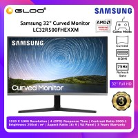 """Samsung 32"""" CURVE MONITOR LC32R500FHEXXM"""