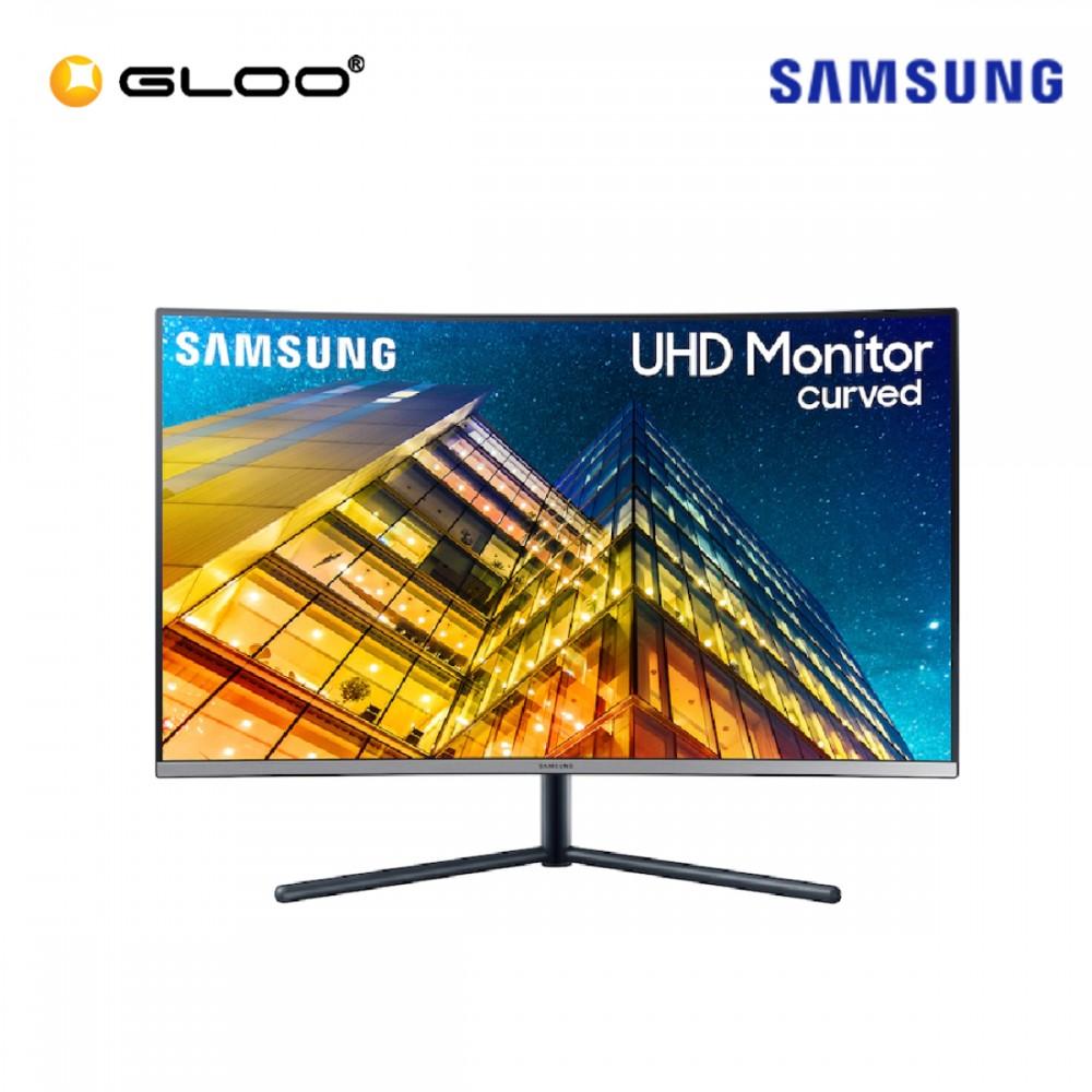 "Samsung 32"" Curved 4K UHD Monitor LU32R590C"