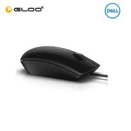 Dell MS116 Optical USB Mouse - Black