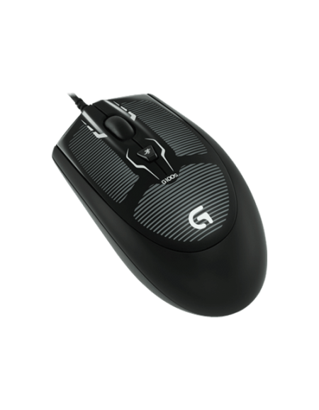 Logitech G100S 910-003535 Gaming Mouse - Black