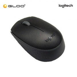 Logitech Wireless Mouse M170 - Black - AP