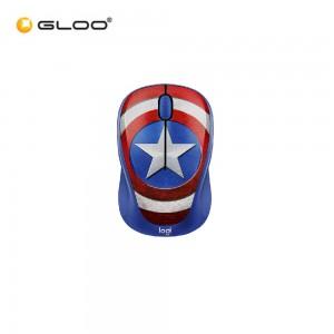 Logitech M238 Marvel Collection-Captain America 910-005561