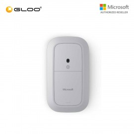 Microsoft Surface Mobile Mouse Bluetooth Silver - KGY-00005