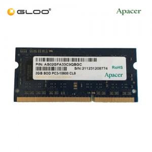 Apacer 2GB DDR3 1333 Sodimm RAM