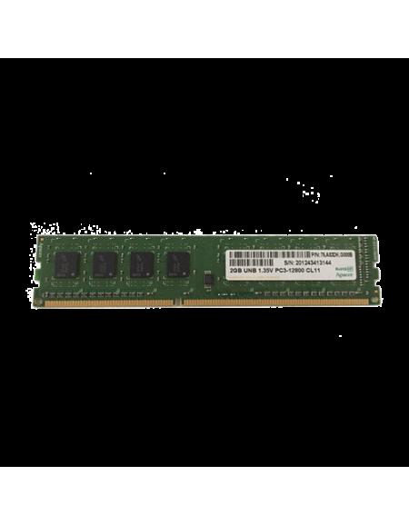 Apacer 2GB DDR3 UDIMM 12800-11 Memory RAM