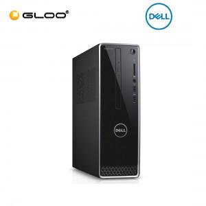 Dell Inspiron 3470-9781SG-W10-SSD Slim Tower Desktop (i7-9700, 1TB+256GB SSD, 8GB, Intel UHD Graphics 630, W10) - Black
