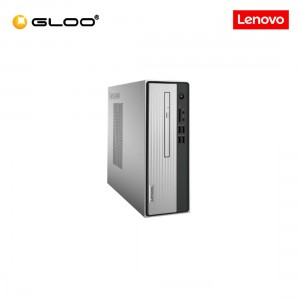 Lenovo IdeaCentre 3 07IMB05 90NB008VMI Desktop (i3-10100,4GB,256GB SSD,Integrated,H&S,W10) [FREE] Pre-installed with Microsoft Office Home and Student 2019 + Lenovo Keyboard and Mouse
