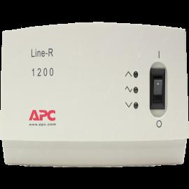 APC Line-R 1200VA Automatic Voltage Regulator LE1200I - Beige