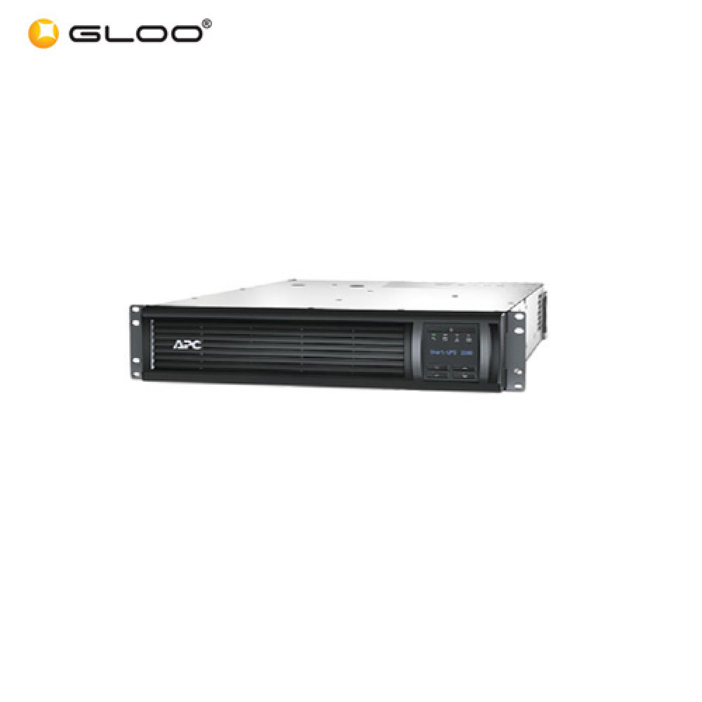 APC Smart-UPS 2200VA LCD RM 2U 230V SMT2200RMI2U - Black