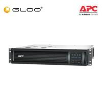 [Pre Order : 8-12 weeks] APC Smart-UPS 1500VA LCD RM 2U 230V with SmartConnect SMT1500RMI2UC - Black
