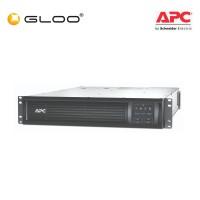 APC Smart-UPS 3000VA LCD RM 2U 230V with SmartConnect SMT3000RMI2UC - Black