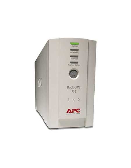 APC Back-Ups BK350EI Power Supply - Beige