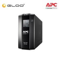 APC Back UPS Pro BR 900VA, 6 Outlets, AVR, LCD Interface BR900MI - Black