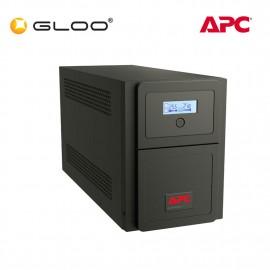 APC Easy UPS SMV 1000VA, Universal Outlet, 230V SMV1000I-MS - Black