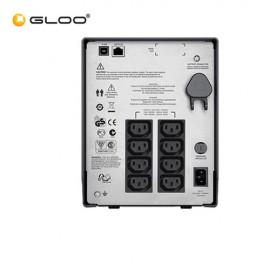 APC Smart-UPS C 1000VA LCD 230V - TOWER SMC1000I - Black