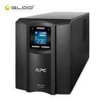 APC Smart-UPS C 1500VA LCD 230V SMC1500I - Black