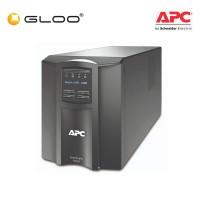 APC Smart-UPS 1000VA LCD 230V with SmartConnect SMT1000IC - Black