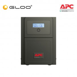 APC Easy UPS SMV 1500VA, Universal Outlet, 230V SMV1500AI-MS - Black