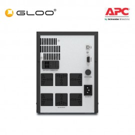 APC Easy UPS SMV 2000VA, Universal Outlet, 230V SMV2000AI-MS - Black
