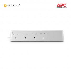 APC Essential SurgeArrest 8 outlets 230V UK PM8-UK - White