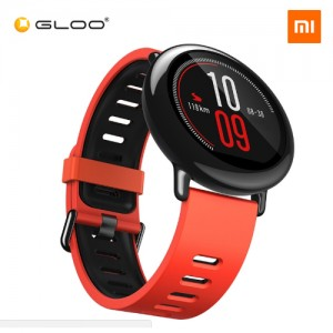 Xiaomi Huami AMAZFIT Pace Bluetooth 4.0 Sports Smart Watch - ENGLISH VERSION RED
