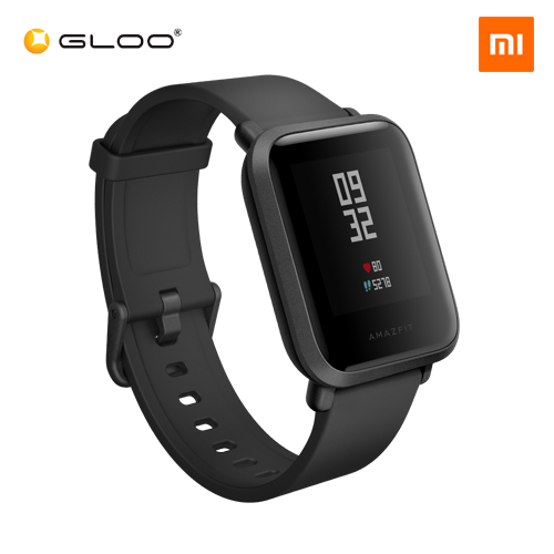 Mi Amazfit Bip English UI Xiaomi Mi Fit App Huami Pace Lite Youth Smartwatch Waterproof IP68 (Official Mi Malaysia)