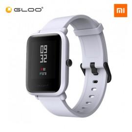 Mi Amazfit Bip English UI Xiaomi Mi Fit App Huami Pace Lite Youth Smartwatch Waterproof IP68 (Official Mi Malaysia) White