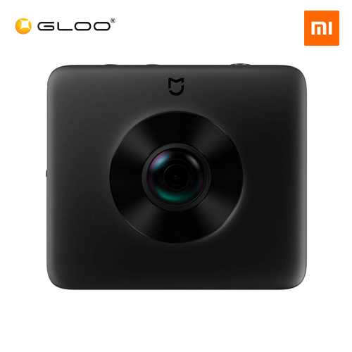 360 Camera Xiaomi Mijia Mi Dual-Lens Sphere Action Cam Wifi Waterproof Panoramic Camera 3.5K HD Video Recording with Sony Image Sensor and Stabilizer