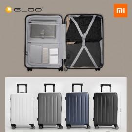"Mi Trolley 90 Points Suitcase 24"" (Grey)"