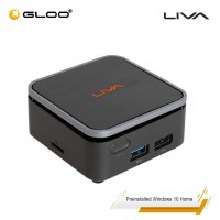 LIVA Q2 Mini PC 4G/32G 95-779-NB3042 + Pre-installed Window 10 Home