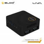 LIVA ZE Mini PC 4G/32G 95-198-KW7064 + Pre-installed Window 10 Home