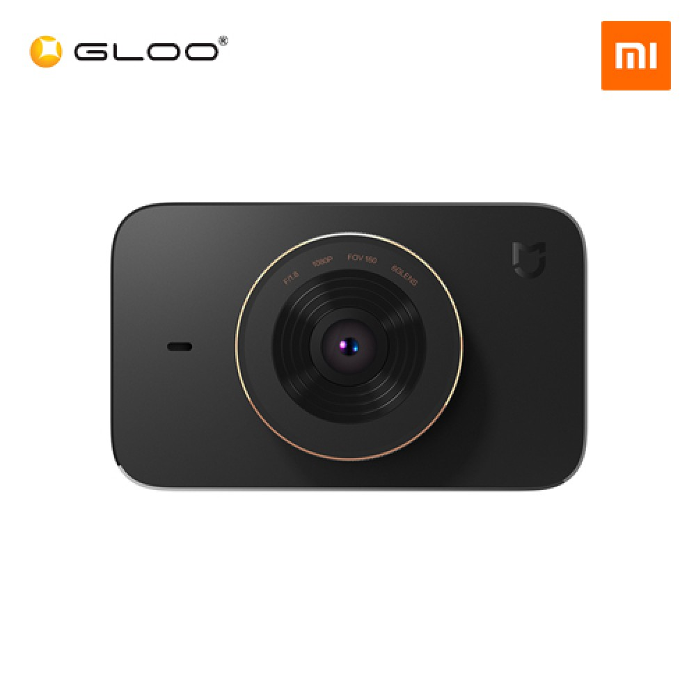 Mi Car Dashcam 1080P Built-In Microphone Speaker(Black)