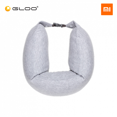 Mi 8H Travel / Pregnancy U-Shaped Pillow (Grey)
