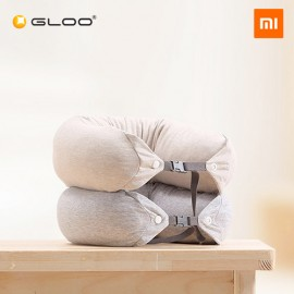 Mi 8H Travel / Pregnancy U-Shaped Pillow (Cream)
